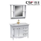 实木浴室柜V-133