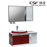 不锈钢浴室柜V-032